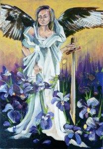 The Goddess Iris